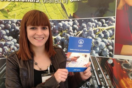 1-Lucy from WSET on Wine Courses for consumers