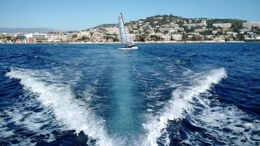 1-MB sailing regatta Cannes