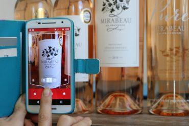1-vivino-scanning-mirabeau-rose-wine