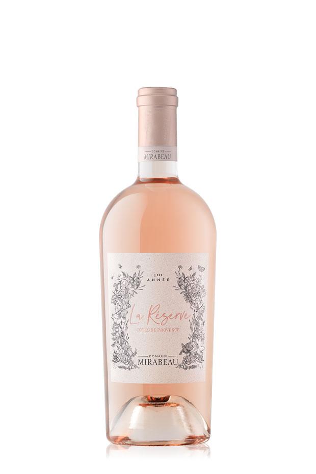 Domaine Mirabeau La Réserve Rosé