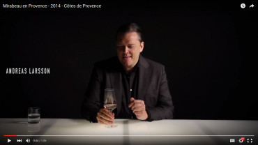 Andreas Larsson review Mirabeau Classic provence rosé