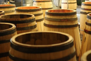 Barrels at Cadus