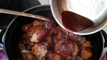 Coq au vin Vic recipe 6