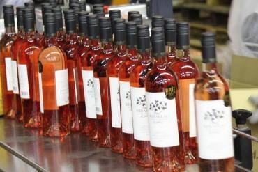 First bottling shot