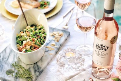 A Summer Rosé Valentine's Day: Wine Not?