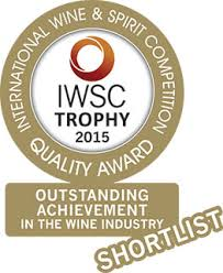 IWSC shortlist Julian Brind Award for Outstanding Achievement in the Wine Industry