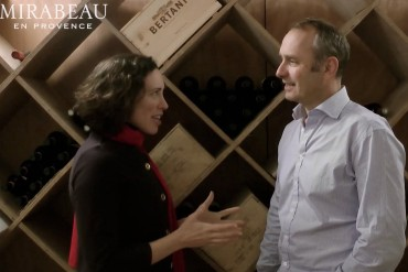 Kendall talks to Stephen from Mirabeau about cellaring wine