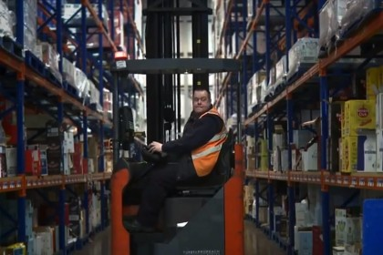 Matthew Clark warehousing