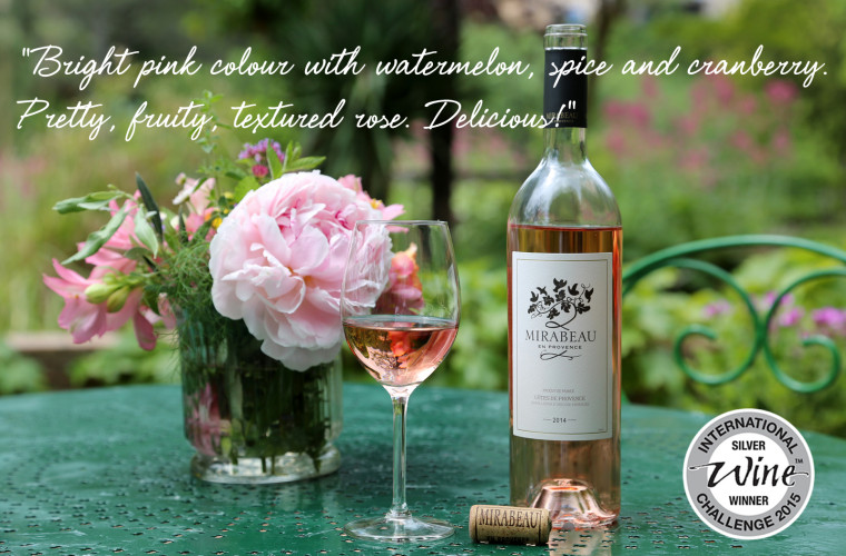 Mirabeau Classic rose IWC quote