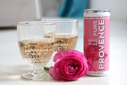 Mirabeau Debuts 'Pure Provence' Rosé Wine Canette in USA