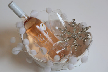 Mirabeau Wine Christmas gift 3