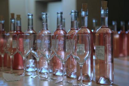 Mirabeau Wine blending 2015-1