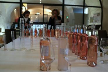 Mirabeau Wine blending 2015-2