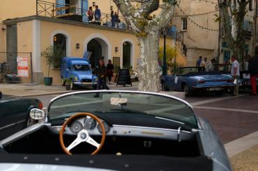 Mirabeau en Provence event Boy Capel classic car challenge 06