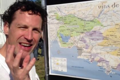 Nathan Nolan explains wines of Provence