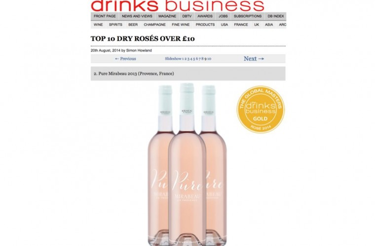 Drionks_Business_Top_10_Dry_Roses_Mirabeau_Pure