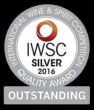 iwsc silver outstanding award
