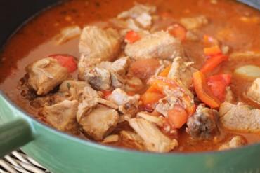 mediterranean pork stew-2