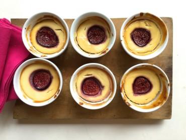 mini fig ricotta cheesecake (1)