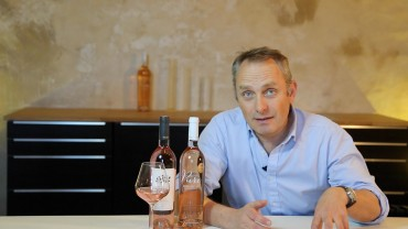 mirabeau wine inside wine tell if rose is dry or sweet from colour