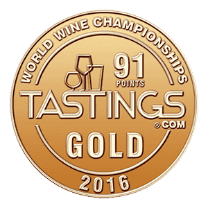 world wine championships gold award