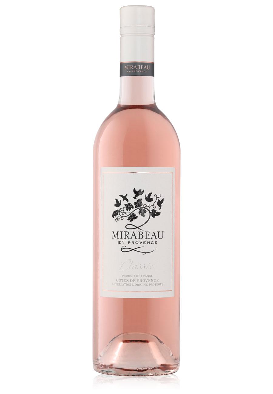 Mirabeau Classic Rosé Wine